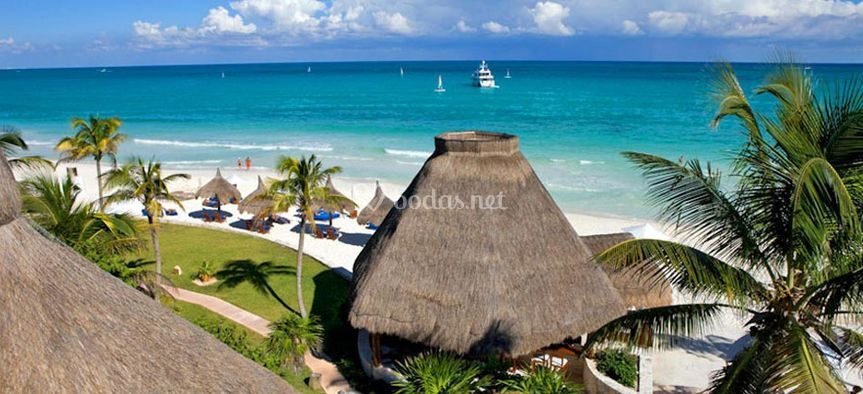 Riviera Maya. Resort