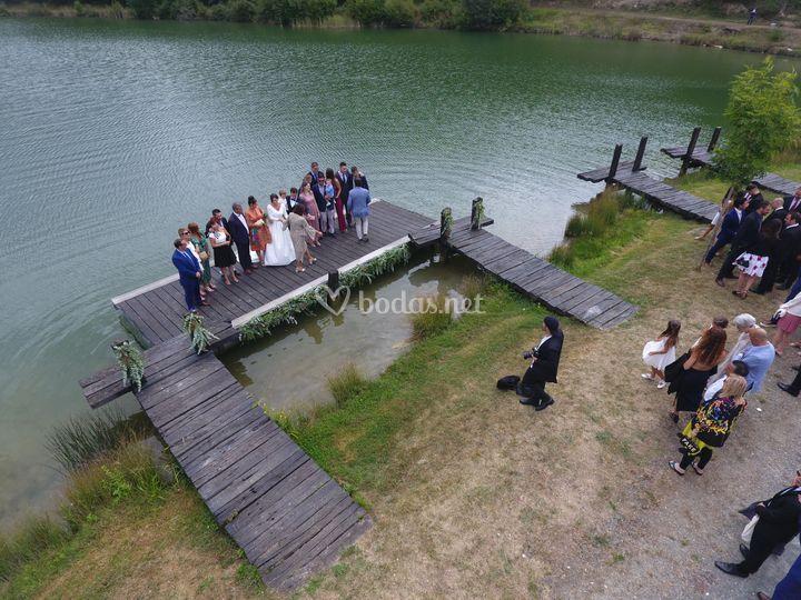 Foto de los invitados