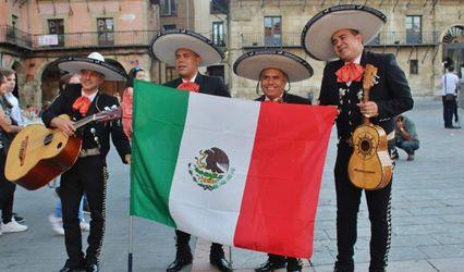 Mariachi Los parranderos de México