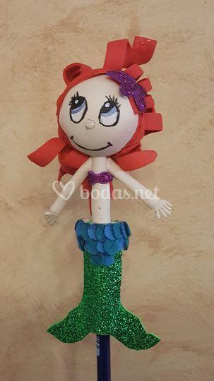 Sirena fofulapiz