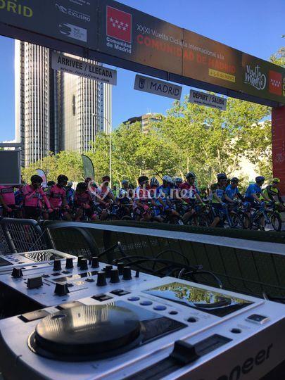 XXXI Vuelta ciclista CAM