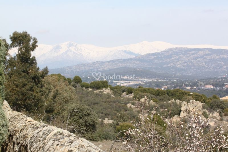 La Sierra de Guadarrama