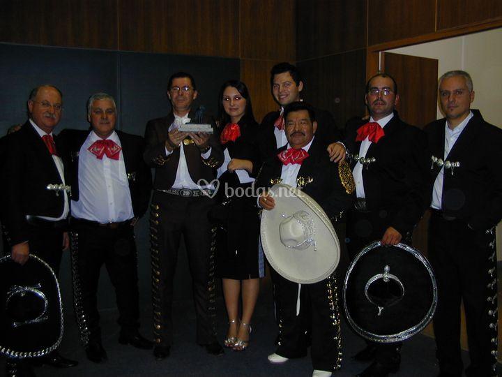 Luceros del norte con mariachi monterrey (Las Palmas)
