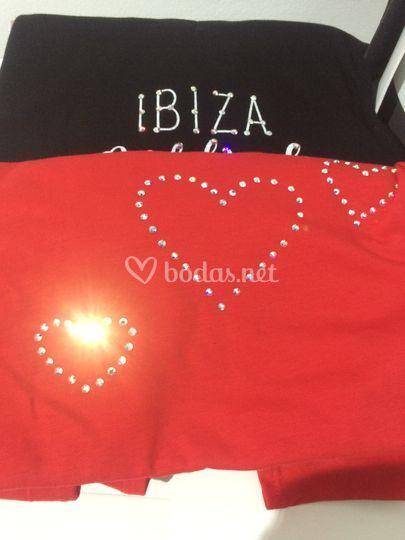 Ibiza y San Valentin