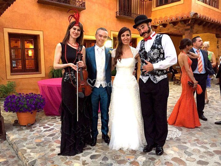 Boda Rosa-Jose Mayo 2015