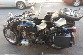 Nacho - Moto Dnepr 650