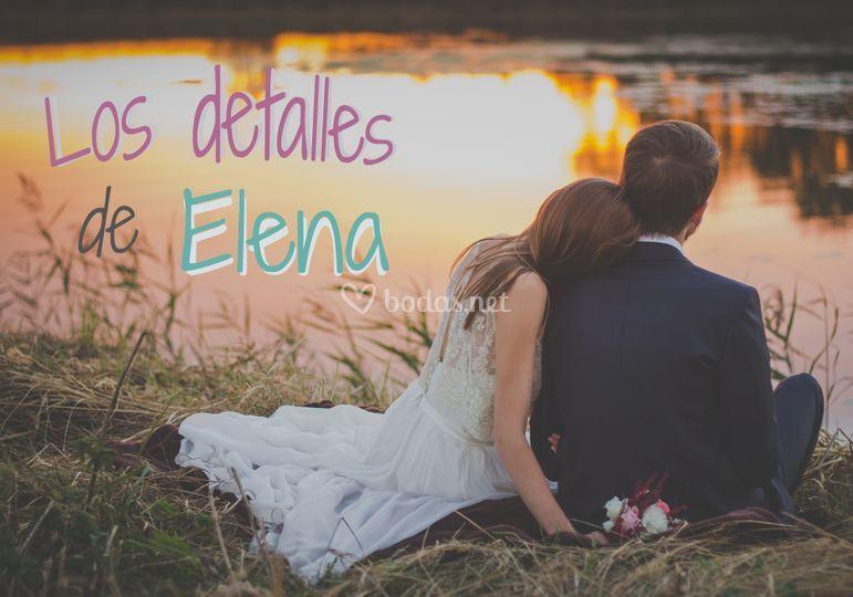 Los detalles de Elena