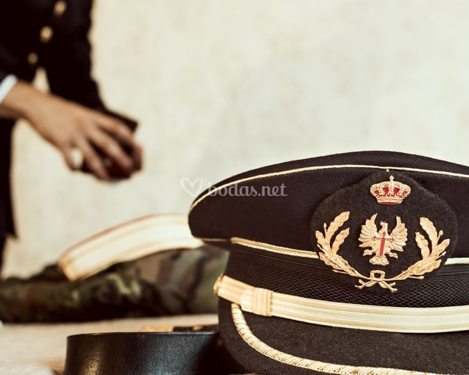 Oficial y caballero