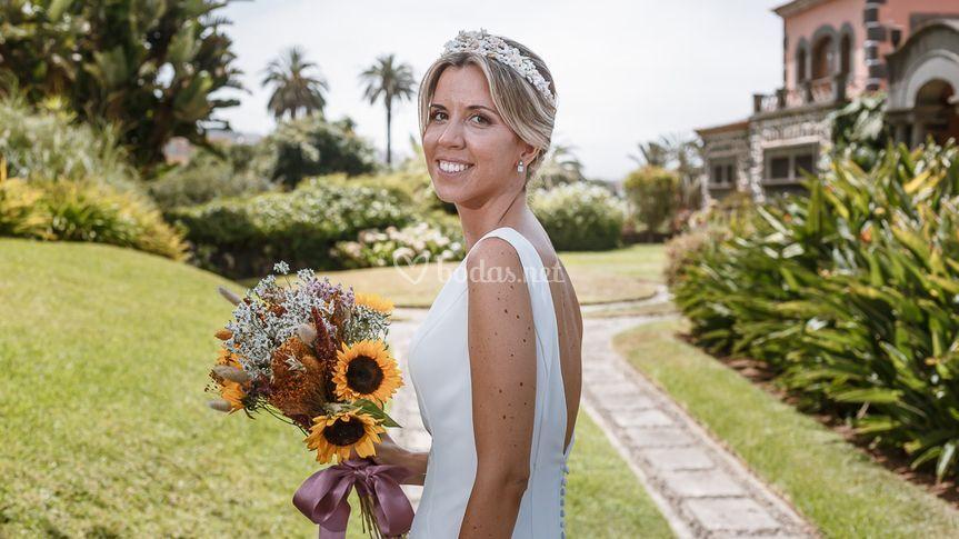 Reportaje de la novia
