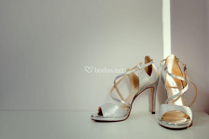 Súbete a los zapatos, princesa