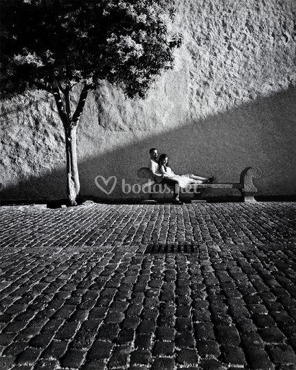 El descanso del amor