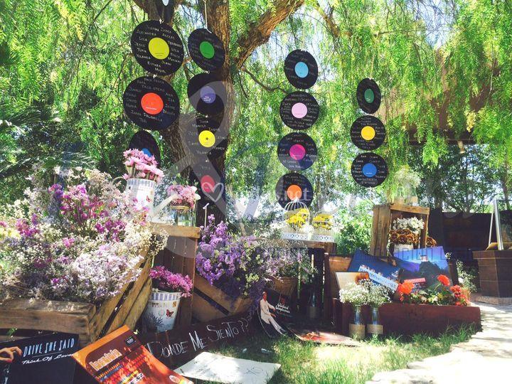 Seating discos