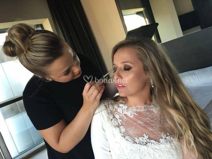 Lucía Puebla Make up Studio