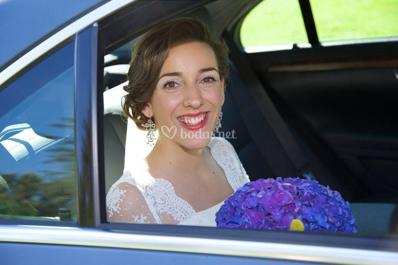 Ana, la novia