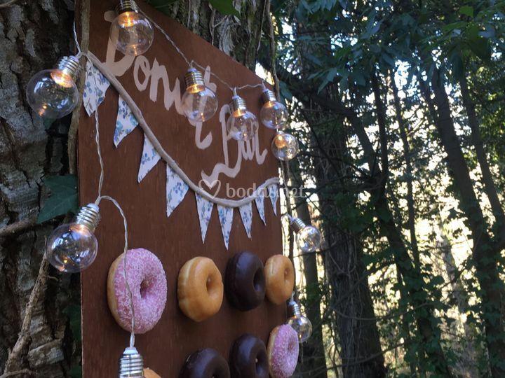 Donut Bar - Lo adaptamos