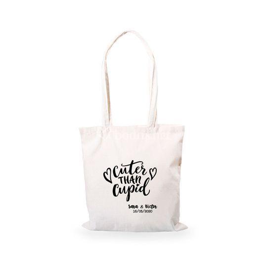 Bolsa algodón personalizada