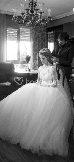 La novia, Isa