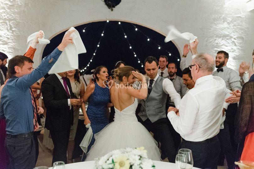 Que tu boda sea una fiesta