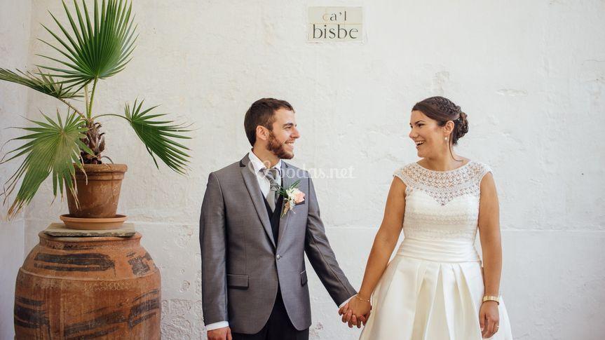 Gerard & maria ca'l bisbe