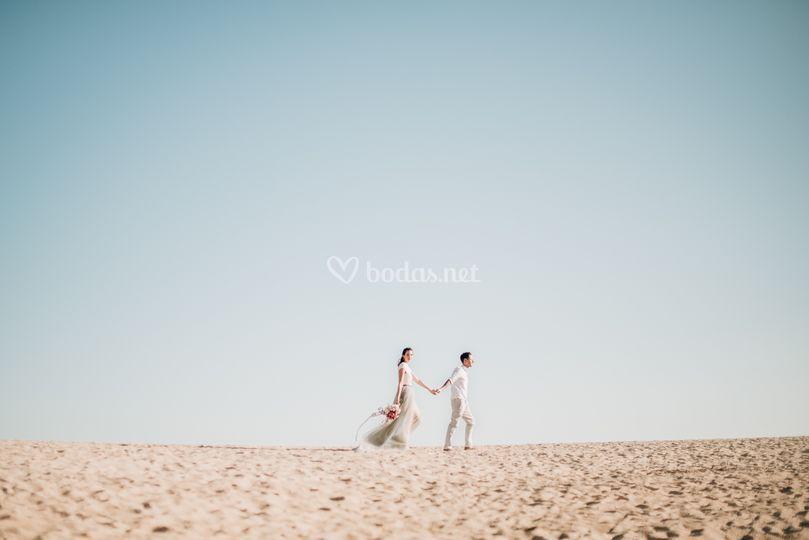 Fotógrafa de bodas Asturias