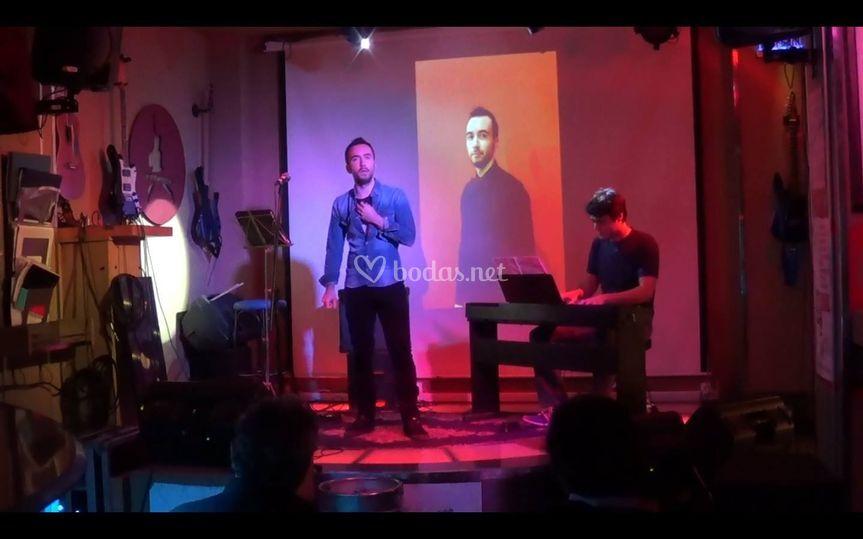 Dúo piano y tenor