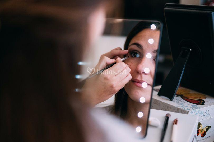 Estefanía Díaz Make Up