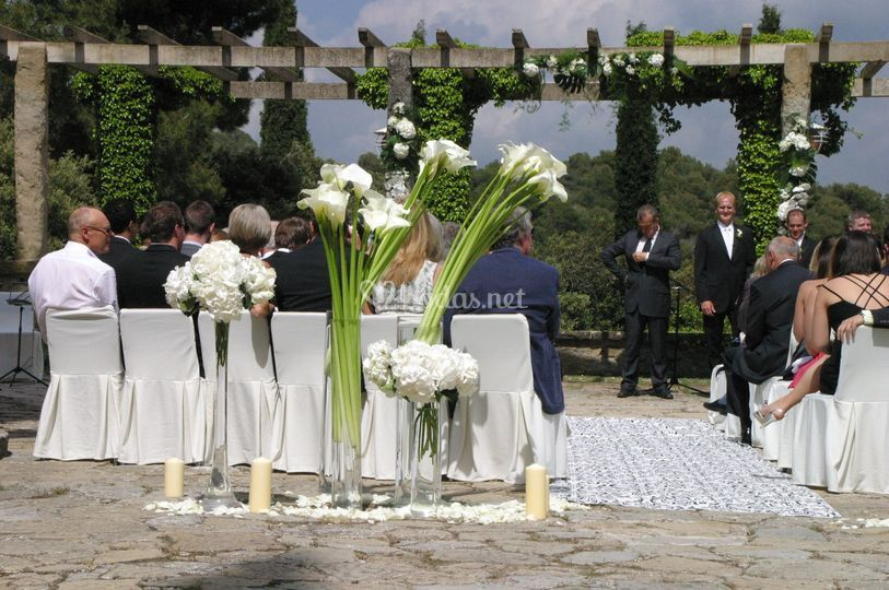 Ceremonia en la Era
