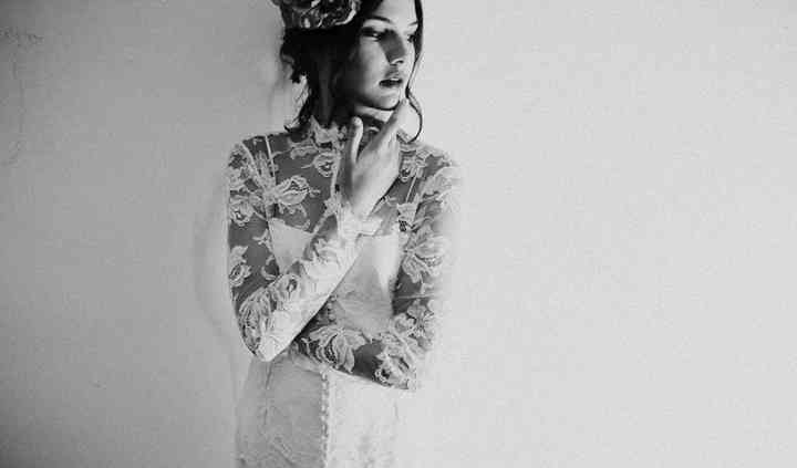 Vestido de novia Jose María Peiró