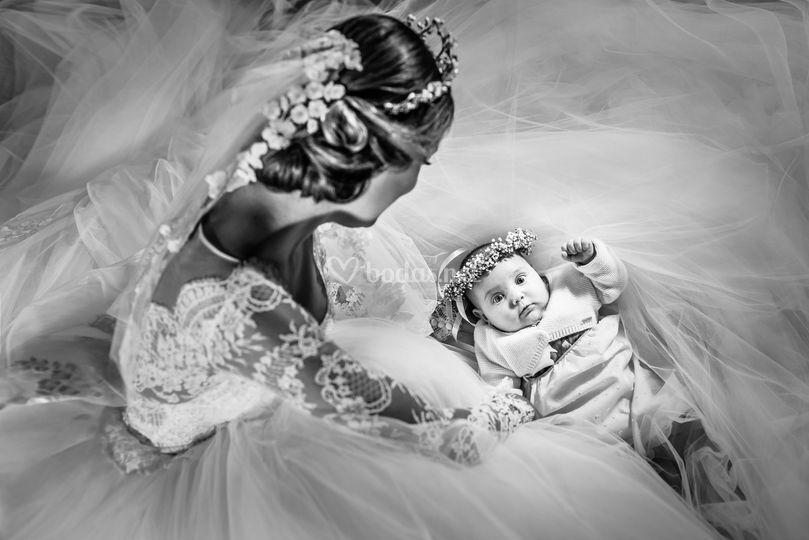 La reina de la boda