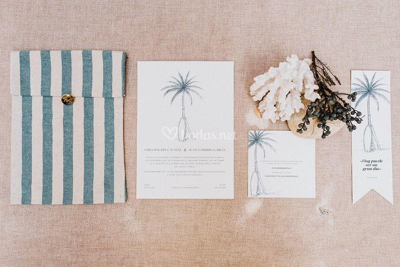 Invitaciones de boda en Tarifa