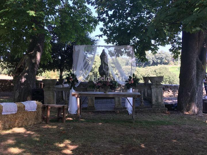 Monasterio del Espino Sept.18
