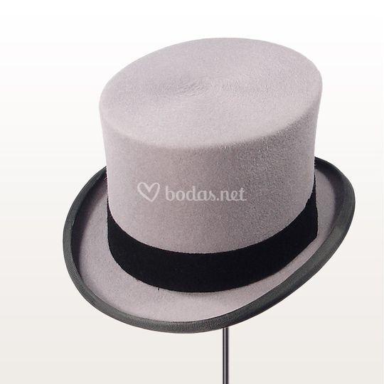 Sombrero de copa de Ascot