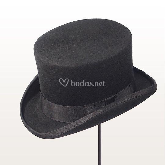 Sombrero de copa o chistera