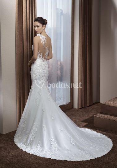 vestido de novia de giancarlo novias   foto 84