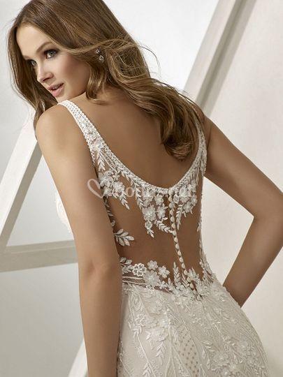 d0dc24357c Giancarlo Novias Vestido de novia