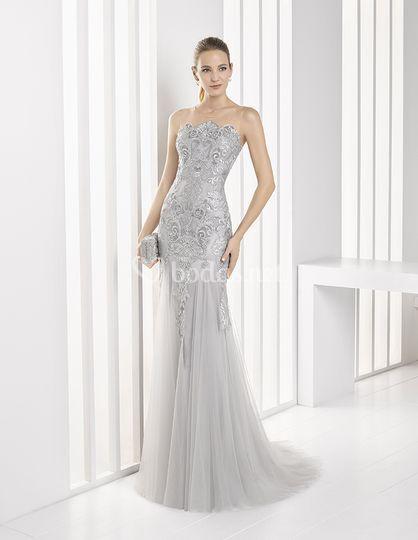 vestido corte sirena de giancarlo novias | foto 6