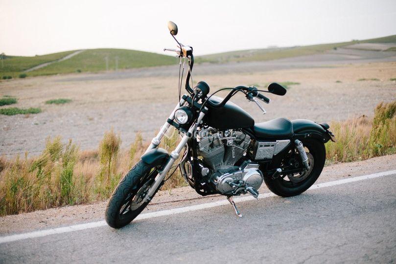 A tu boda en moto