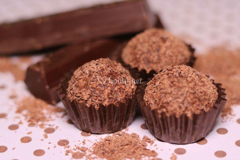 Sabor de chocolate belga