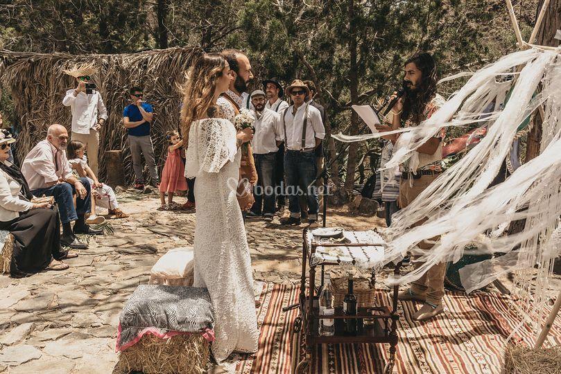 Festival Eco Wedding