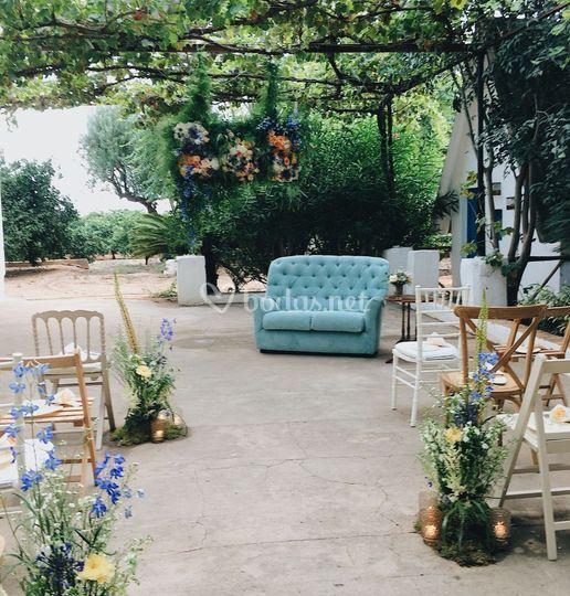 Sofa Ceremonia