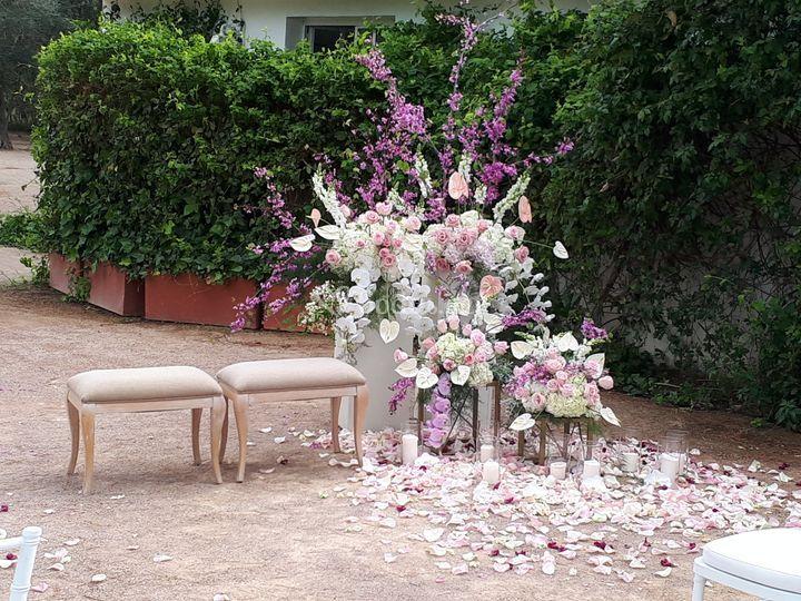 Banquetes ceremonia