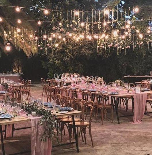 Banquete ceremonia