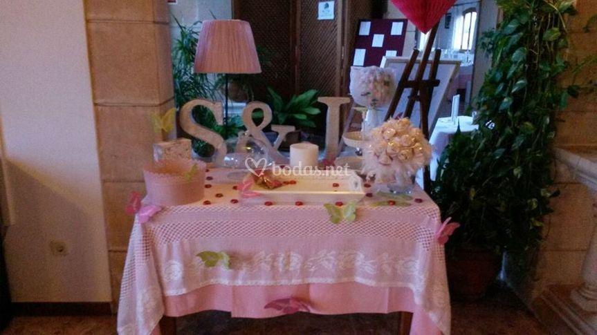 Mesa dulce S&J