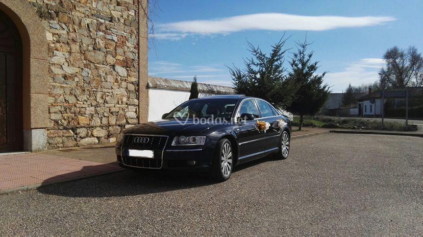 Audi para bodas