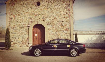Felix - Audi A8 negro
