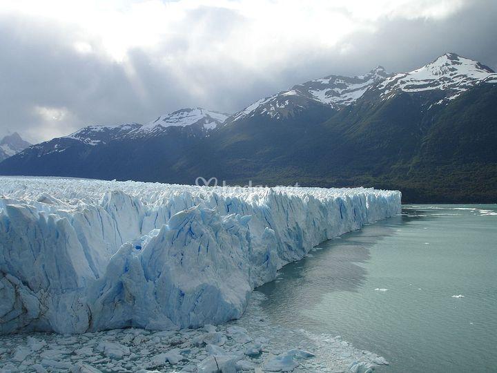 El inigualable Perito Moreno