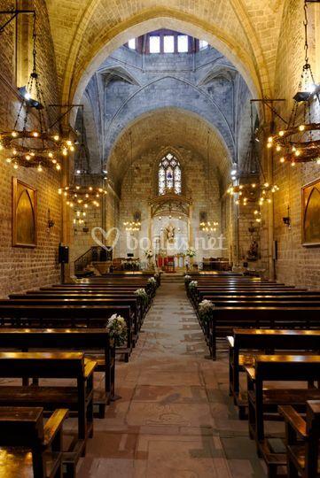 Una iglesia para enamorar