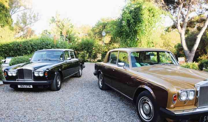 Bentley & Rolls Royce