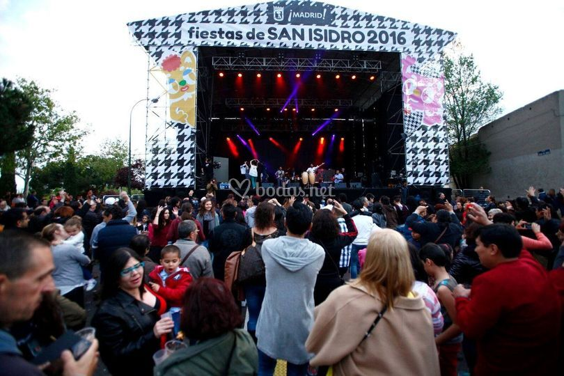 Festival San Isidro 2016