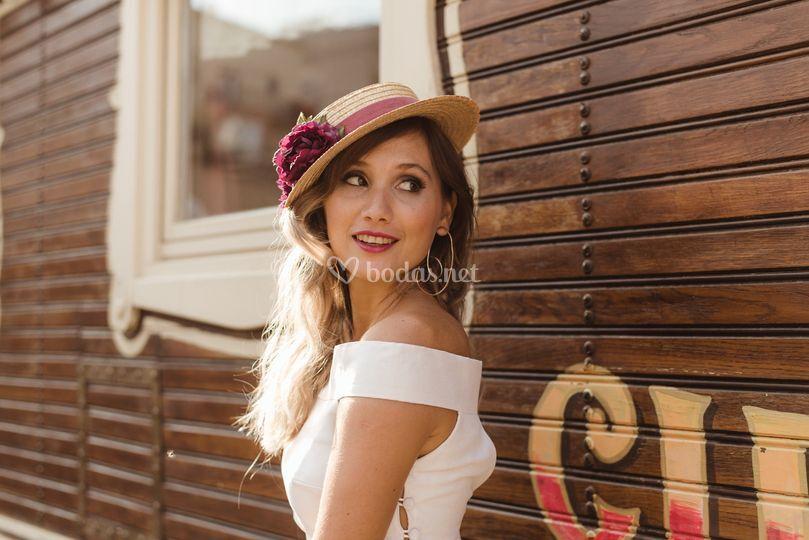 Elena Castrillo estilista